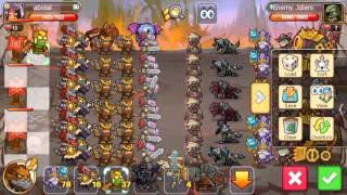 little empire the new adventure Crusade level 2-2