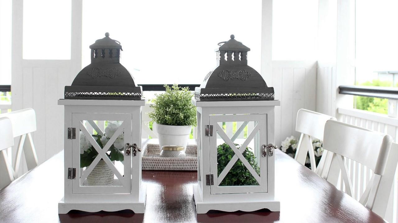 decorating with lanterns youtube