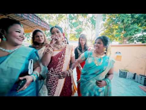 Blissfeel | Cinematic Wedding Montage | Punithalingam & Jayaintee | HD Highlight Video