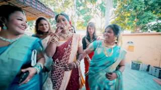 Indian Montage Video At Ipoh Malaysia Punithalingam & Jayaintee