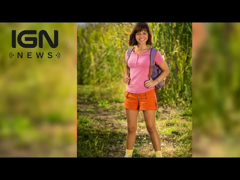 Dora the Explorer: First Photo of Isabela Moner - IGN News