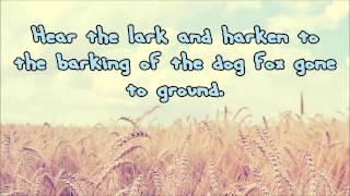 Pink Floyd- Grantchester Meadow Lyrics