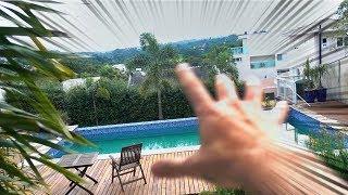 ACHAMOS A NOVA CASA DOS YOUTUBERS !!! ‹ Carlos Santana ›