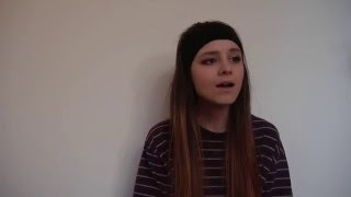 Running Out - Matoma & Astrid S cover - Grace Grundy