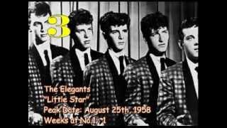 BILLBOARD 1000 NUMBER ONES PART 1: 1958 - 1961