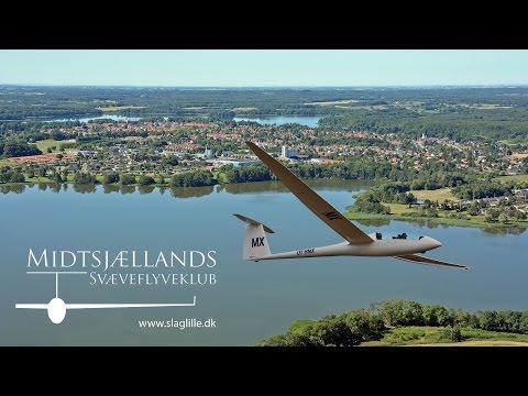 Midtsjællands Svæveflyveklub - Promotion video