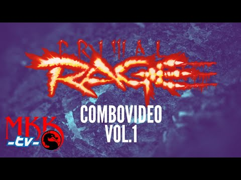Primal Rage Combo Video All Characters Exhibition Vol.1 ...