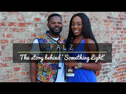 Falz The Bahd Guy | Exclusive Interview | The Story Behind 'Something Light'