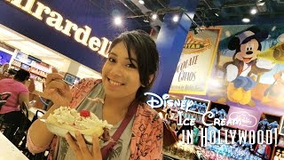 Disney has Delicious Ice Cream in Hollywood!