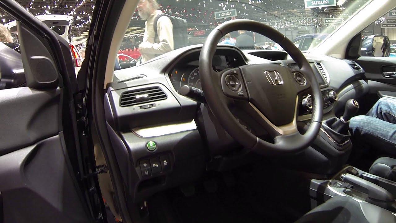 Honda CR V Mk4 OBD2 Diagnostic Port Location