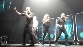 """Daft Punk"" Pentatonix Live St Louis 04.17.16"