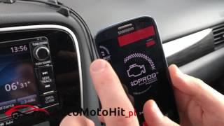 Najnowszy iCar PRO - interfejs do systemu OBDII i diagnostyki silnika - wersja Allegro