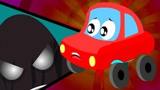 In Halloween Everything Is Scary Nursery Rhymes Little Red Car