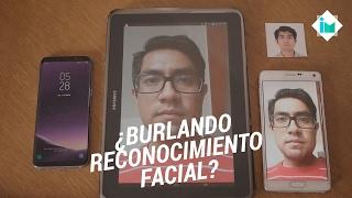 ¿Burlando el reconocimiento facial del Samsung Galaxy S8?