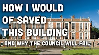 My fight to save Croxteth Hall in Liverpool - Lawrence Kenwright