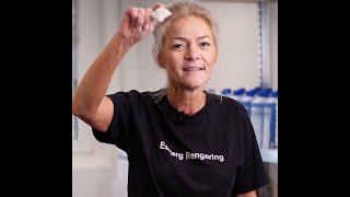 Vaskemaskinen - Esbjerg Rengøring - Tips og Tricks med Liv