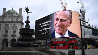 video: MPs back plan to commemorate Duke of Edinburgh with London statue