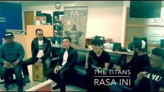 The Titans Jamming santai - Rasa Ini (unplugged)