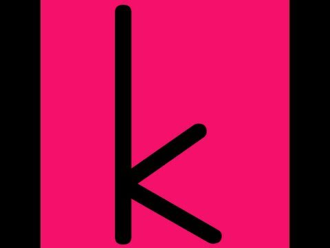 Letter K Song Video - YouTube