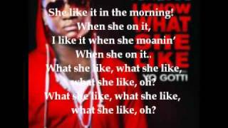 What She Like-Yung Joc Ft.Yo Gotti*[Lyrics]
