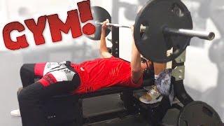 UN DIA EN EL GYM! (HotSpanish Vlogs)