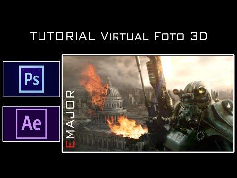 TUTORIAL Virtual Foto 3D [ITA]