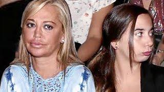 El triste secreto de Andrea Janeiro y Belén Esteban que hunde a  telecinco .