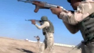 Армия Сирии прорвала блокаду авиабазы Квейрас
