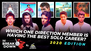 Which One Direction Member Is Having The Best Solo Career? | One Direction After The Split In 2020