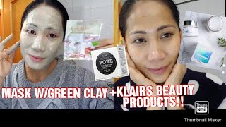 Фото Removing My Makeup+evening Skincare Routine