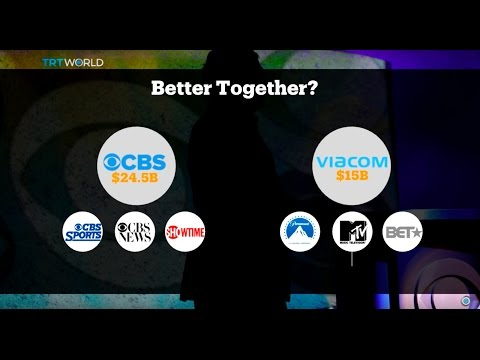 Money Talks: Viacom and CBS to reunite