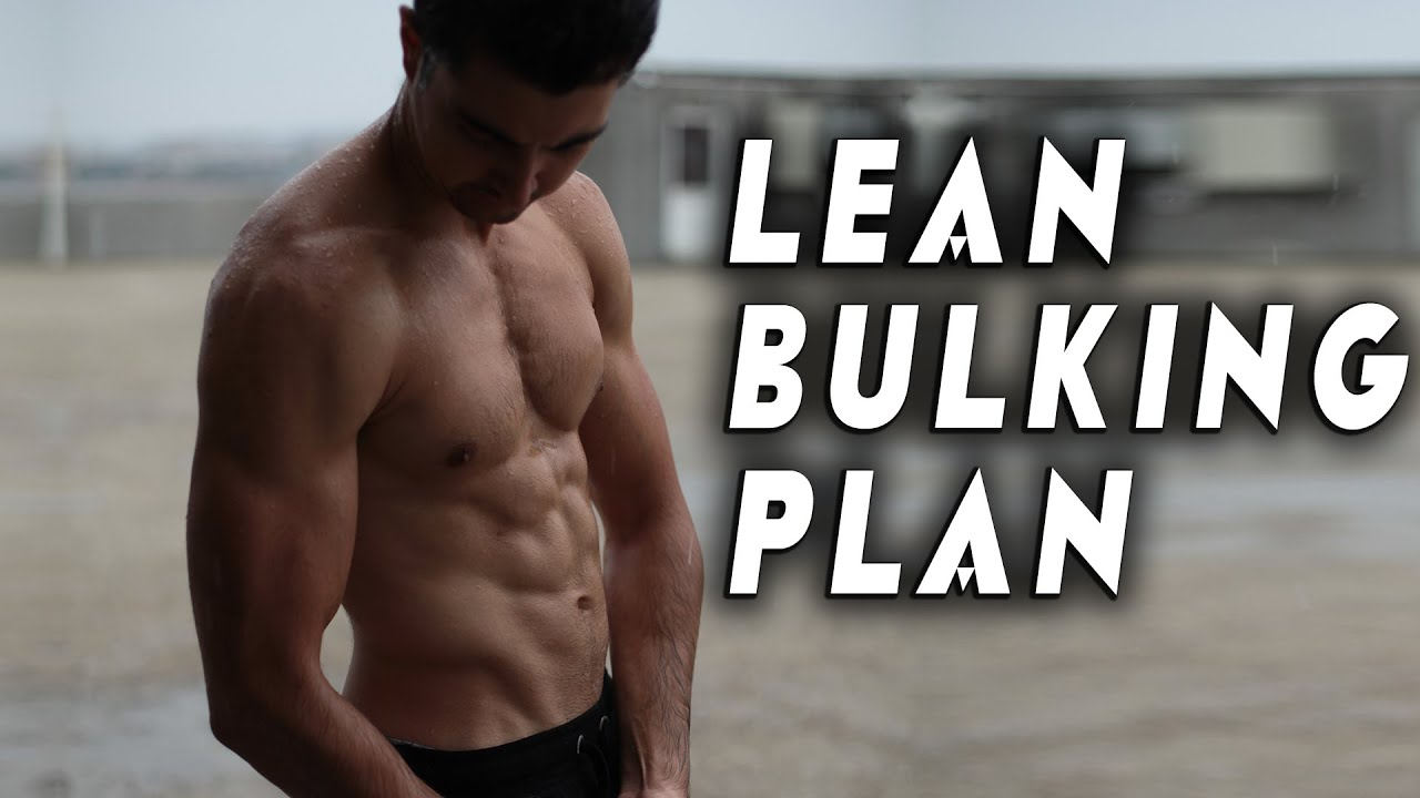 The Muscle Building Diet (Free 12-Step Plan For Lean Bulking)