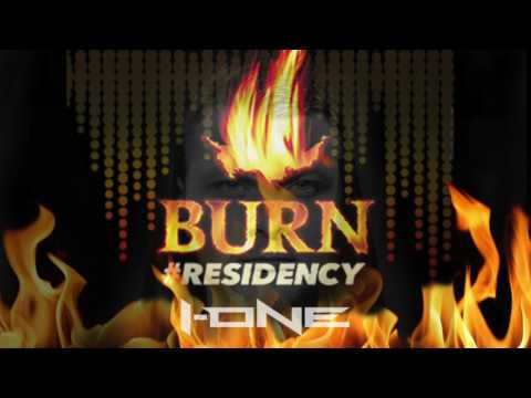 BURN Residency 2017 - I-ONE