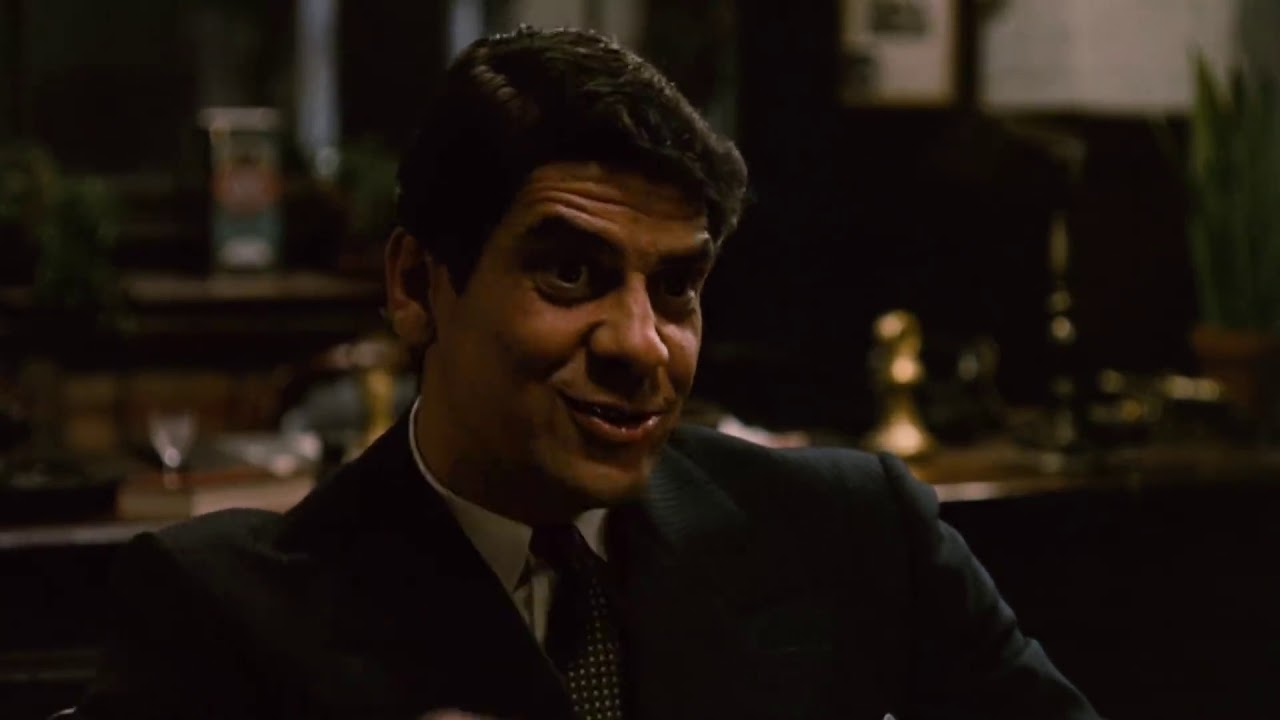 Download The Godfather I   Meeting with Sollozzo HD