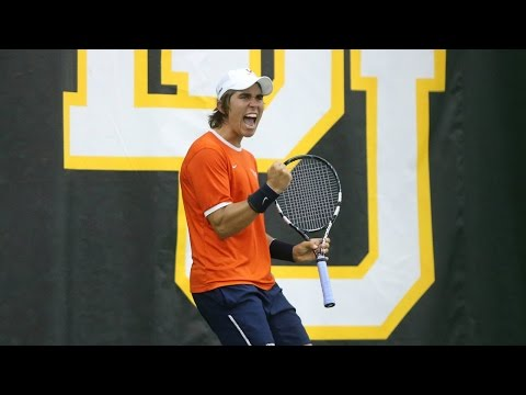 MEN'S TENNIS: NCAA Round of 16 - Columbia