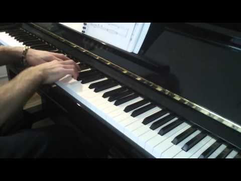 'Dante' from Fullmetal Alchemist, for Piano
