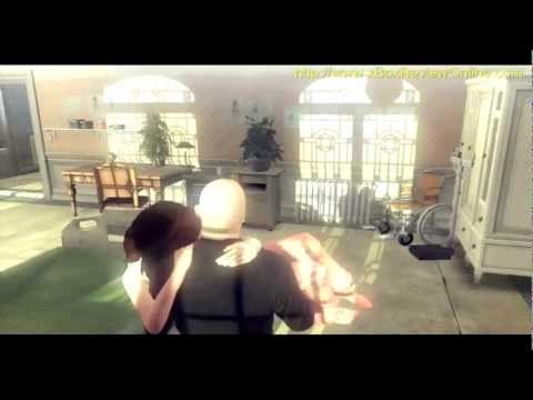 Hitman Absolution Part 12 - Victoria's Ward Orphanage Hallswalkthrough game play xBox 360