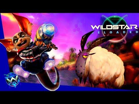 WILDSTAR FR : mmo GRATUIT ! #1 – Découverte du jeu et du gameplay !
