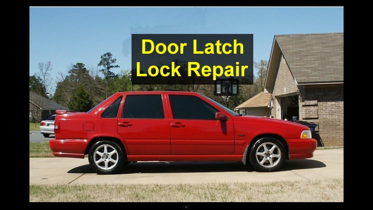 Door Latch Lock Motor Repair Volvo S70 V70 Xc70 C70