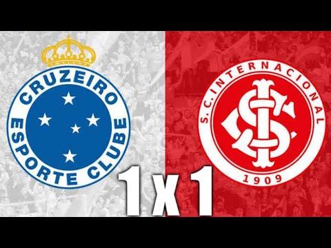 PÊNALTI POLÊMICO!! | Cruzeiro 1 x 1 Internacional | Melhores Momentos | 05/10/2019