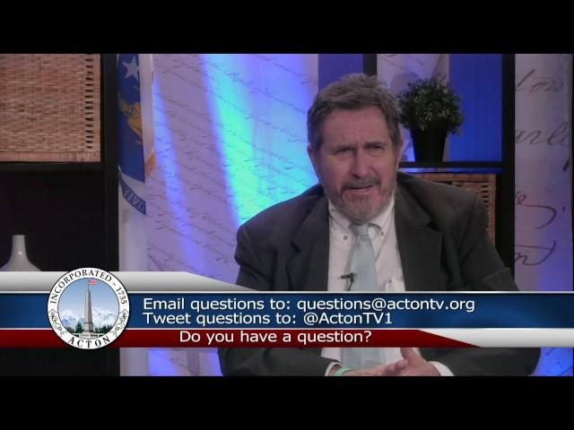 The Acton Agenda Episode 10 December 5th 2016