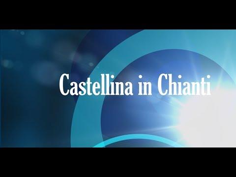 Castellina in Chianti: a Tuscany Jewel ... by Drone in True 4K