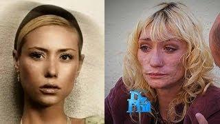 America's Next Top Model Now Meth Addict