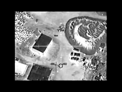 Death From Above- Graphic War Footage!