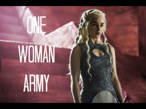multifemales-||-one-woman-army