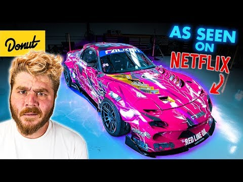 How a Math Teacher Built His Dream RX-7 and got on Netflix | Bumper 2 Bumper