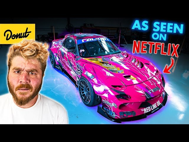 How a Math Teacher Built His Dream RX-7 and got on Netflix | Bumper 2 Bumper
