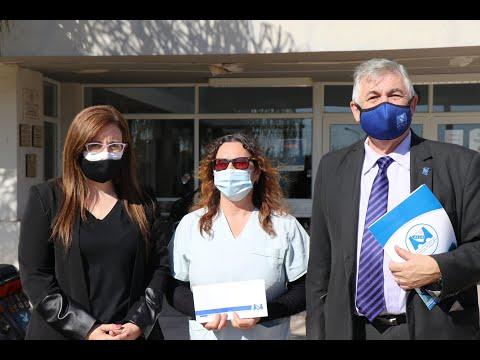 La Campaña Juntos Somos Más recaudó casi 1 millón de pesos en beneficio del hospital