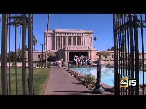 ABC15 Inside the Gilbert Arizona Temple Full