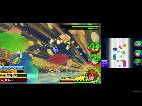 Kingdom Hearts 3D: Dream Drop Distance English - Part 18 [All Secret Portals/Boss Re-fights / 100%]